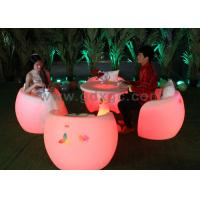 Buy cheap plastic outdoor bar table and chair/ outdoor cafe furniture/ bar furniture from wholesalers