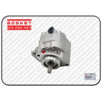 Buy cheap 1195006163 1-19500616-3 Truck Chassis Parts ISUZU CXZ Power Steering Oil Pump Assembly from wholesalers