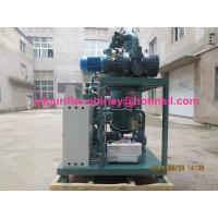 Buy cheap 3000 Liter Per Hour Vacuum Insulation Oil Filtration/Transformer Oil Treatment Machine/Insulating Oil Recycling Machine from wholesalers