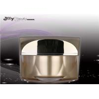 Irregular Shape Capacity 30ml Beauty Product Containers / Empty Cream Jars