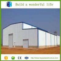 Buy cheap low cost used steel structure factory workshop shed steel building for sale from wholesalers