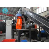Buy cheap Scrap Radiator Recycling Machine / Aluminum Recycling Plant Large Power Compressed from wholesalers