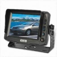 Buy cheap Sunvisor Rear-view Monitor with Built-in Day/Night Sensor for Illumination of the Control Knobs from wholesalers