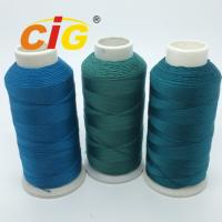 Buy cheap Eco Friendly High Tencity Thread 150D/3 Garments Accessories For Sewing Leather product