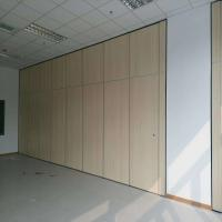 Buy cheap 125 Ultra - High System Acoustic Movable Operable Partition Walls Malaysia ISO9001 from wholesalers
