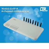 Buy cheap 8 Port GSM VoIP Gateway Support VPN / HTTP For Call Termination from wholesalers
