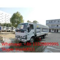 Buy cheap ISUZU street sweeper washer vehicle for sale, ISUZU vacuum truck, ISUZU road sweeper truck from wholesalers