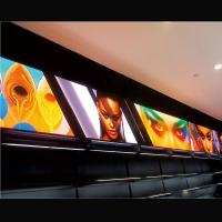 Buy cheap Small P2 Indoor Full Color LED Display Screens High Resolution For Movie Theaters from wholesalers