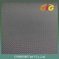 Buy cheap 230gsm Width 145cm Dark Auto Upholstery Fabric Car Seat Cover Polyester Fabric product