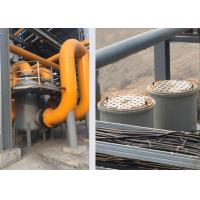 Buy cheap Durable Flue Gas Filtration High Filtration Temperature For Polysilicon Industry from wholesalers