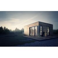 Buy cheap Prefabricated House Prefab Garden Studio with Light Steel Frame Storage from wholesalers