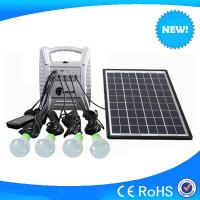 Buy cheap 10w solar system with 2pcs LED light, solar system supplier, home solar system from wholesalers