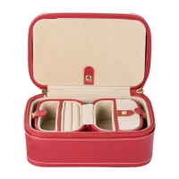 Buy cheap 3 Colors 13*9*3cm PU Leather Jewelry Organizer Case from wholesalers