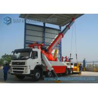 Buy cheap RTR 50 VOLVO 50 Ton Boom Cargo Tow Truck 8X4 Rotator Wrecker from wholesalers