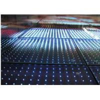 Buy cheap Party Event Twinkling Starlit Led Dance Floor Full Color A Bird Of Minerva Samosir Control Battery from wholesalers