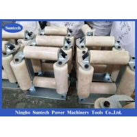 Buy cheap Grounding Cable Lay Stringing Roller Window Rolls Cable Pulling Rollers from wholesalers