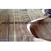 Buy cheap Natural Rosewood Veneer Santos Crown Cut For Chair / dyed wood veneer from wholesalers