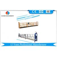 Buy cheap 10m Electrical Swing Stage Scaffold ZLP1000 Steel / Hot Galvanized / Aluminum Gondola Cradle from wholesalers