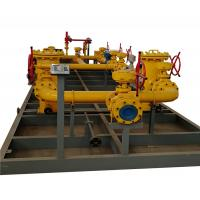 Buy cheap Automatic Gas Pressure Regulating Station Natural Gas Production Equipment from wholesalers