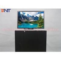 Buy cheap 19 Inch Conference Room Tabletop LCD Monitor Screen / Desktop Computer Lifter from wholesalers