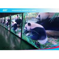 Buy cheap Modular Digital Advertising Display Screens , Hd LED Video Wall 104X104 P from wholesalers