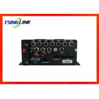Buy cheap 8CH High Definition 4G Hard Disk Mobile NVR DVR For Bus Vehicle Remote Monitoring product