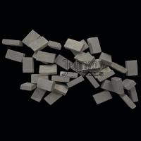 Buy cheap Basalt 800mm Granite Cutting Segments from wholesalers