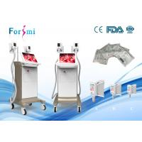 Buy cheap strawberry lipo laser slimming machine for sale -15 Celsius lower temperature 15 inch screen from wholesalers