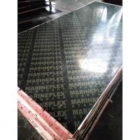 Buy cheap 15mm 16mm 18mm Cheap Black Film Faced Plywood to Pakistan from wholesalers