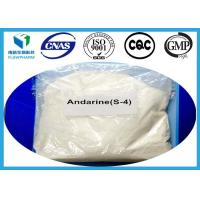 Buy cheap Bodybuilding Andarine S4 SARM Steroids Fat Loss GTX 007 401900-40-1 from wholesalers