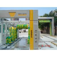 China TEPO - AUTO series products automated car wash machine environmental protection on sale