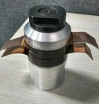 Buy cheap Mechanical Resonant Frequency Ultrasonic Welding Transducer Ultrasonic Piezo Transducer from wholesalers