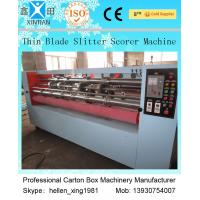 Buy cheap High Precision Vertical Cartoning Machine Corrugated Die Cutting Machine from wholesalers