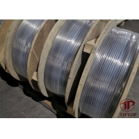 Buy cheap 2300 Feets ASTM A269 Stainless Steel Coiled Tubing from wholesalers