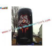 Buy cheap Custom made Small Advertising Inflatables Can made of Nylon 3 to 8 Meter high product