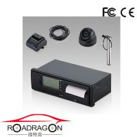 Buy cheap 4 Core Chip GPS Digital Tachograph System With RFID And Camera from wholesalers