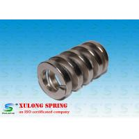 Buy cheap 6 X 6 Rectangular Wire Helical Compression Springs High Stress Nickel Plating Surface from wholesalers