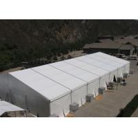Buy cheap Outdoor Warehouse Storage Tent Container Shelter For Industrial from wholesalers