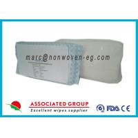 Buy cheap Adult Unscented Flushable Wipes , Compostable Wet Wipes Extra Large from wholesalers