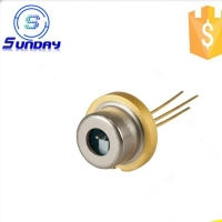 Buy cheap High temperature  TO18 infrared 650nm 5mw laser diode for laser module from wholesalers