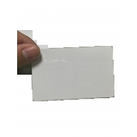 Buy cheap 13.56MHZ Fan Fold Thermal Paper RFID NFC Ticket from wholesalers