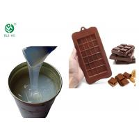 ISO 9001 Platinum Cured Silicone Rubber Food Grade For Food Sugar Crafts, Candy Plaster