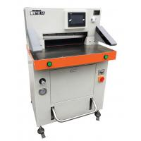 Buy cheap Industrial Fully Automatic Cutting Machine Max Cutting 72cm PVC Or Hardcover from wholesalers