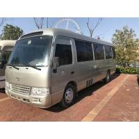 Buy cheap 2010 Toyota Used Coaster Bus 30 Seats Diesel Engine LHD 71500 Km Mileage product