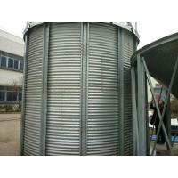 Buy cheap Steel Grain Bins Silo Corrugated Roll Forming Machine / Steel Silo Bin Forming Machine product