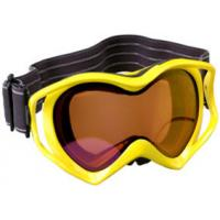 Buy cheap skier eyes protection with fashion glacier goggles from wholesalers