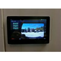 Buy cheap 7 Inch Intercom Touch Panel Screen With POE, Inwall Mount Bracket product