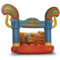 Buy cheap thomas the train inflatable bounce house from wholesalers