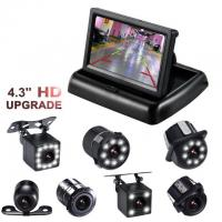 Buy cheap Easy Operated Backup Camera Monitor 4.3 TFT ABS Material Type High Durability from wholesalers