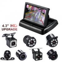 Easy Operated Backup Camera Monitor 4.3